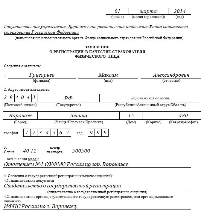 Регистрация ИП для РФЭИ лидерство ⋆ Курсовые работы на заказ  Регистрация ИП для РФЭИ лидерство